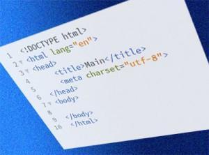 Базовая структура HTML