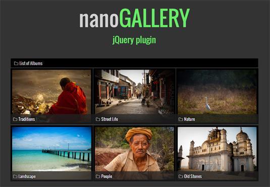 nano-gallery