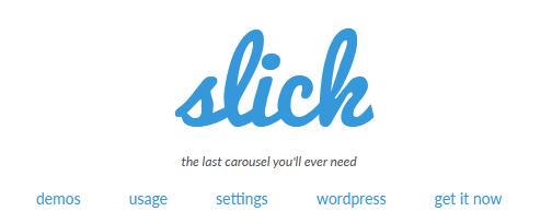 slick-slider