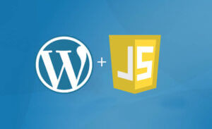 wordpress и js