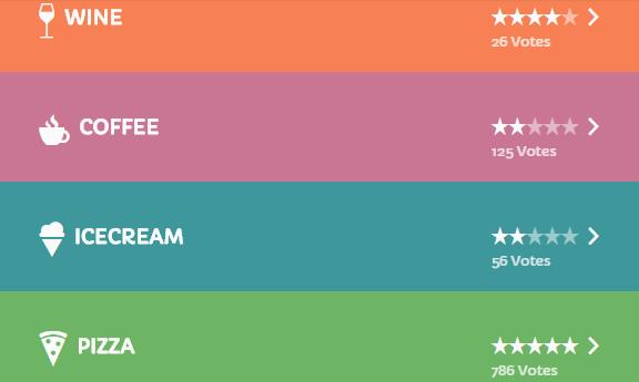 Примеры CSS меню c анимацией с ресурса Codepen