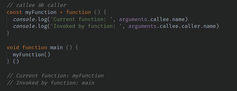 arguments-function