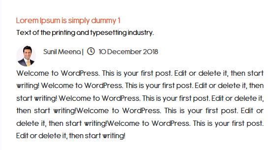 WP Custom Author Image plugin