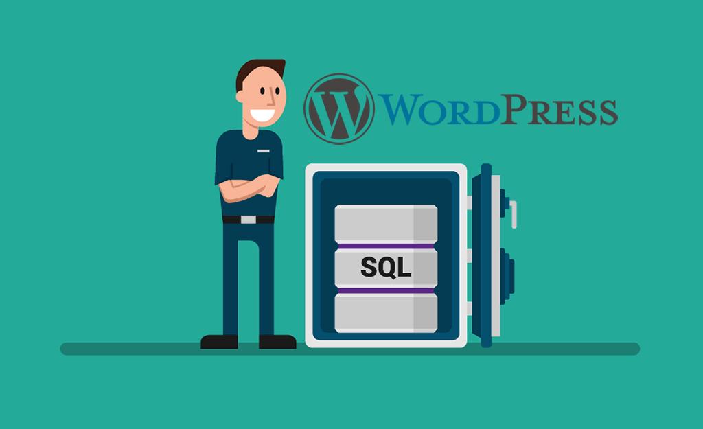 sql для WordPress