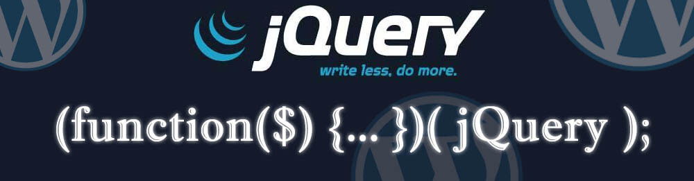 Подключение jQuery в WordPress