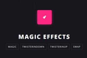 magic-animation-css